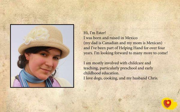 m_Ester 2014 bio page